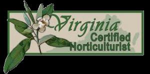 va certified horticulturist